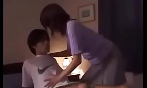 Lovley Oriental Japanese Mom gets Fuck from Nipper