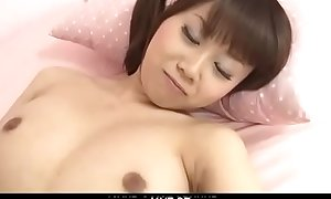 Busty Ririka Suzuki throats cock before getting fucked - From JAVz.se