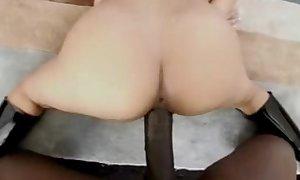 oriental  BIG ass