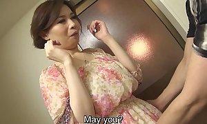 Unobscured voluptuous japanese yuko iijima denuded subtitled