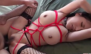 Rina Mayuzumi big tits subjection sex play on cam  - More at Pissjp.com