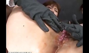 Japanese Serfdom Sex - Ground-breaking BDSM Punishment of Asari (Pt. 9)