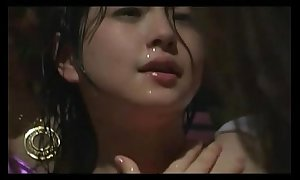 Shapely japanese blue fetish sex - les ra...