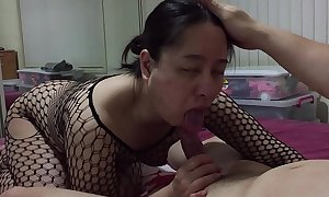 Asian MILF - Sucking Teen Cock Obtaining Sensitive