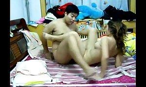 Chinese teen clip having mating roughly than xcamvidz.net