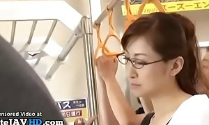 Jav teacher drilled essentially the motor coach - elitejavhd.com